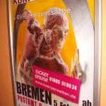 PlakatService, unicards, bremen, Fitness Company