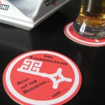 Sampling Coaster UNICARDS Bremen