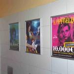 CityTOI Plakatwerbung, unicards, bremen