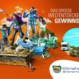 Das große Weltentdecker-Gewinnspiel vom Klimahaus Bremerhaven
