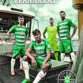 >Im Norden verankert< Werder Bremen hautnah miterleben