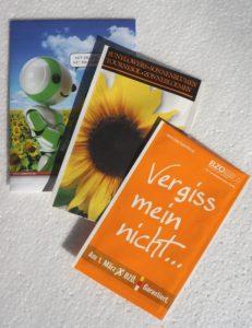 Flowercards, Samenkarten, unicards, citycards, Mailing, Frühjahr, Werbung, Ostern, osterwerbung, frühjahrskampagnen, wachsende kundenbeziehung, wachstun, ideen, werbeideen, werbeidee, sympathiewerbung, promotion, produkteinführung, neueröffnung, wahlwerbung,