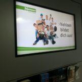 Nehlsen wirbt für Ausbildungsplätze via Maxpaxx Info-TV