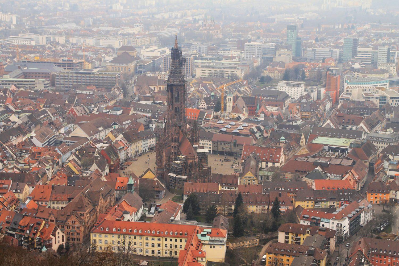 Freiburg_by_Wolfgang Dirscherl