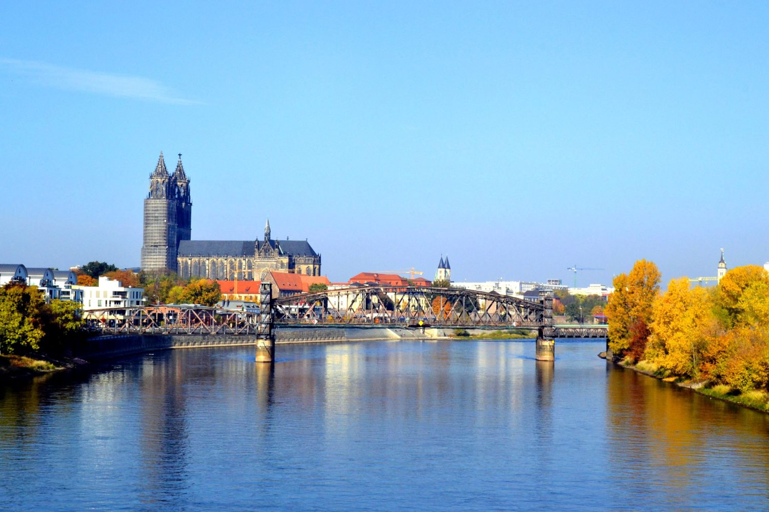 Magdeburg_by_ChristianMD