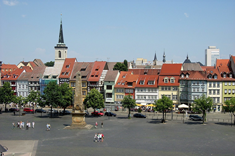 Erfurt_by_Ingrid Kranz